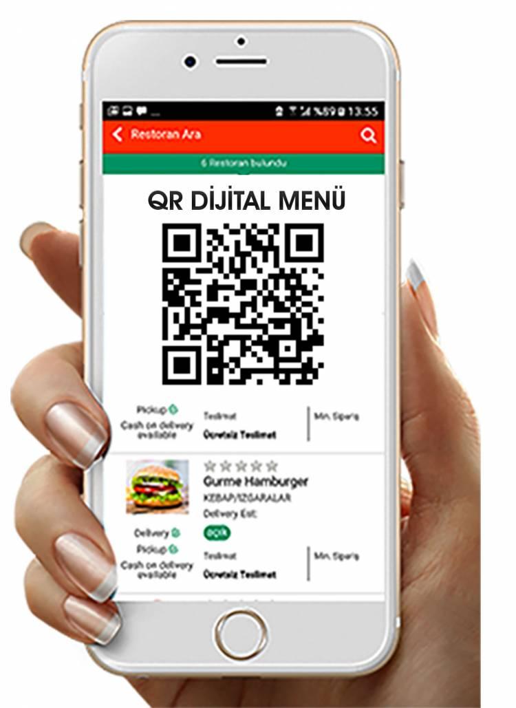 Restoranlar için QR Dijital Yemek Menüsü Nasıl Oluşturulur - Restoranlar için Temassız Menü Nasıl Kullanılır